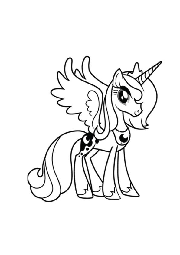 Принцесса Луна (Princess Luna)