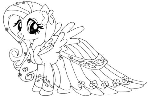 Флаттершай (Fluttershy)