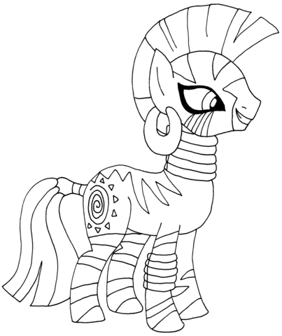 Зекора (Zecora)
