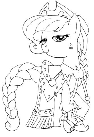 Принцесса Эпплджек (Princess Applejack)