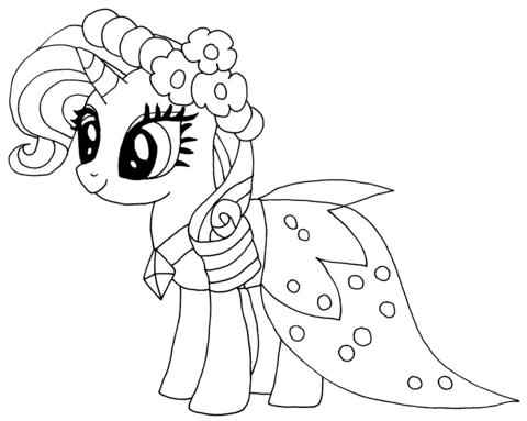 Принцесса Рарити (Princess Rarity)