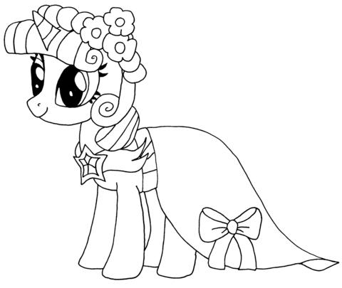 Принцесса Твайлайт Спаркл (Princess Twilight Sparkle)