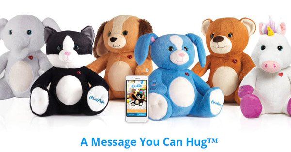 Умные детские игрушки CloudPets фото