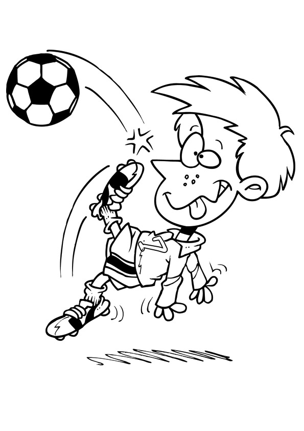 Картинки про футбол для детей рисовать