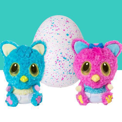 Hatchimals выпустили новые игрушки HatchiBabies