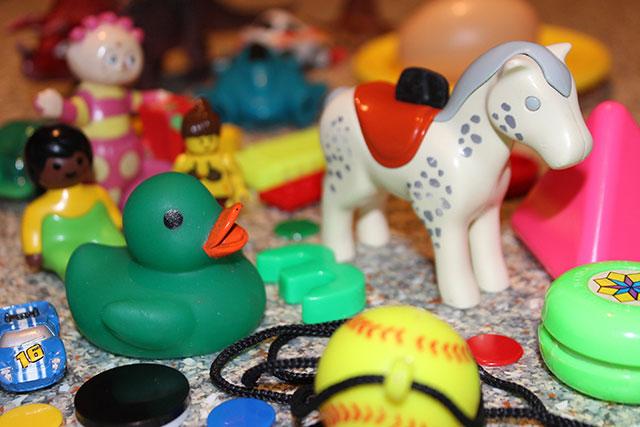 К чему приводит большое количество игрушек