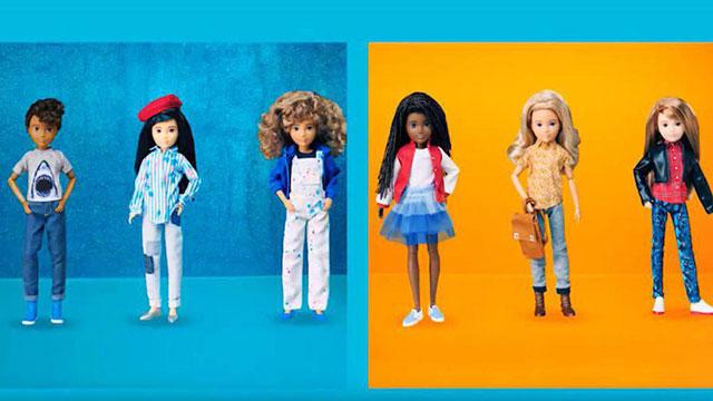 Mattel выпустила гендерно-нейтральную куклу Барби – кукла будущего сегодня девочка, завтра мальчик