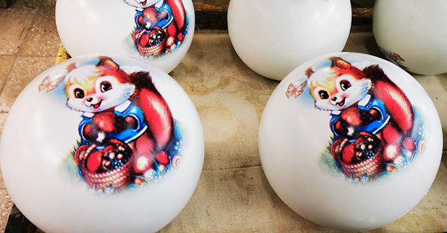 Резиновые мячи, произведенные на Чебоксарском производственном объединении им. В.И. Чапаева © Пресс-служба Технодинамики